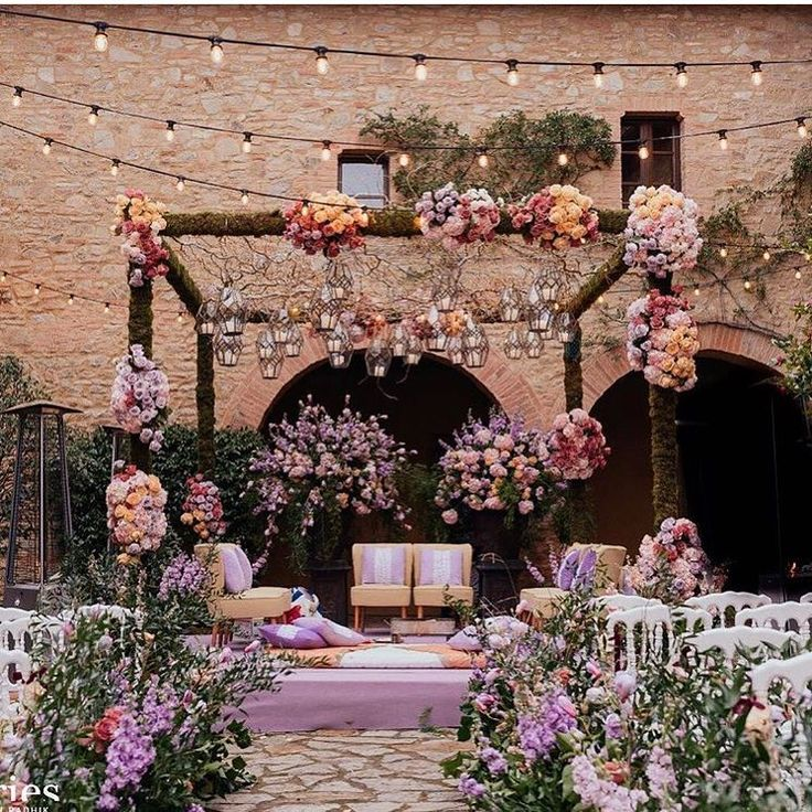 Bound in Love Forever: In Pic: Their Indian Wedding mandap. Virat and Anushka Tie the Knot. It's official. Putting an end to months of speculation, Virat Kohli and Anushka Sharma finally tied the knot on 11 December in Tuscany, Italy. The private ceremony took place earlier this morning amidst close family and friends. @teamvirat on twitter via @sunjayjk #anushkasharma #viratkohli #desi #indianwedding #destinationwedding #virushka #virushkawe #mandap