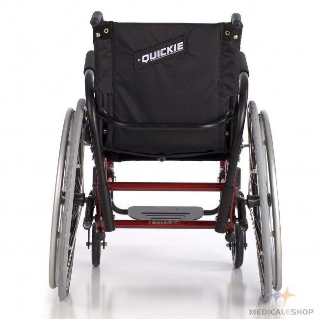 Quickie Wheelchairs | Home / Quickie GP Swing-Away Ultralight Manual Wheelchair