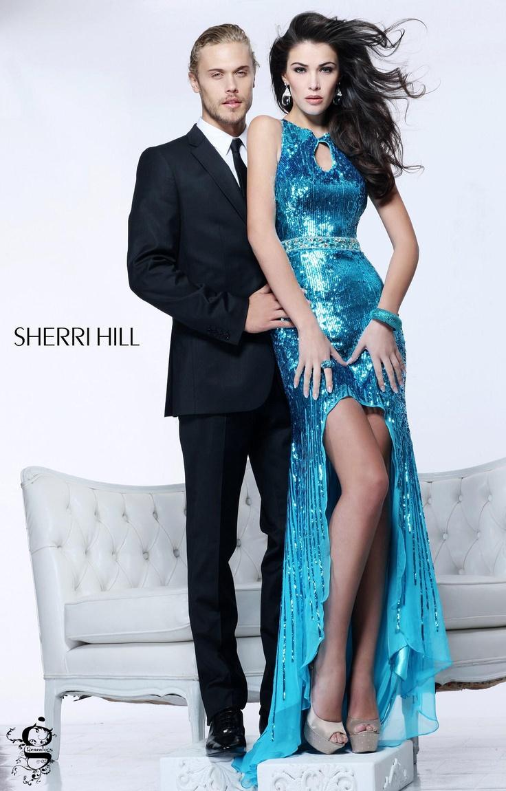99 best Sherri Hill clothing images on Pinterest | Dress prom ...