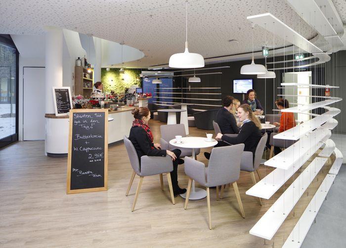 Office Tour: EasyCredit U2013 Nuremberg Headquarters