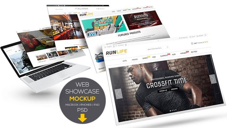 Isometric Web App Mockup Website Mockup Mockup Website Mockup Free