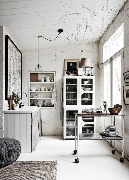 The White Room - Homes, Bathroom, Kitchen & Outdoor   Home Beautiful Magazine Australia