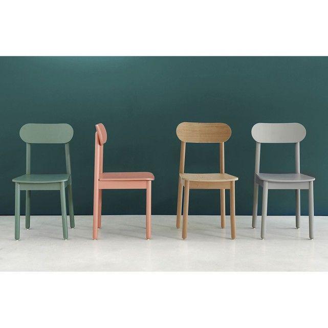Chaise Jimi Lot De 2 La Redoute Interieurs Mobilier De Salon Chaise Design Chaise
