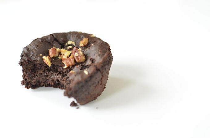 Recept - Glutenvrije Chocolademuffin van zwarte bonen