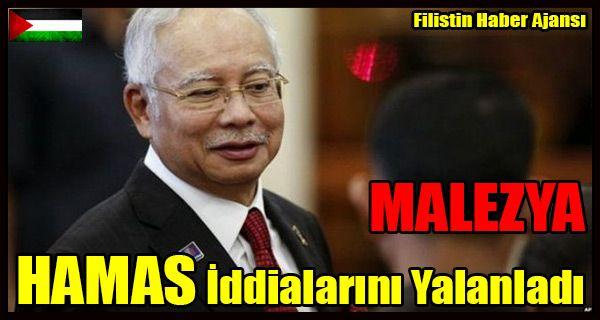 """""""The Star"""" gazetesinde yer alan habere göre, İçişleri Bakanı Ahmed Zahid, üç Hamas mensubunun Malezya'da olduğuna dair haberleri yalanlayarak """"Malezya'da üç Hamas mensubu olduğuna yönelik söylentinin farkındayız. Bunlar doğru değil."""" ifadelerini kullandı.   #ahmed zahid hamidi hamas #hamas mensubu malezya #malezya #malezya hamas #malezya hamas açıklama #malezya yalanlama"""