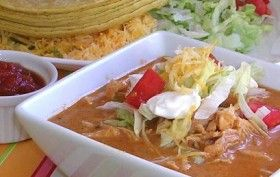 Most Popular Copycat Soups To Make At Home   Chicken Enchilada Soup III
