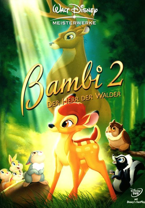 Watch->> Bambi II 2006 Full - Movie Online