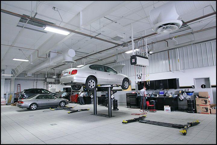 1000 images about tyre store on pinterest optician for Auto repair shop building plans
