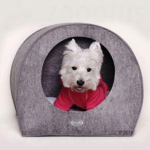 die besten 25 hundeh hle ideen auf pinterest hundebett. Black Bedroom Furniture Sets. Home Design Ideas