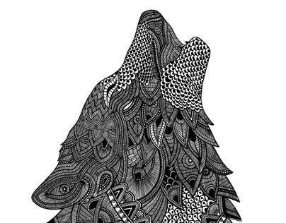 Ознакомьтесь с этим проектом @Behance: «ANIMALS   Black series» https://www.behance.net/gallery/10995279/ANIMALS-Black-series
