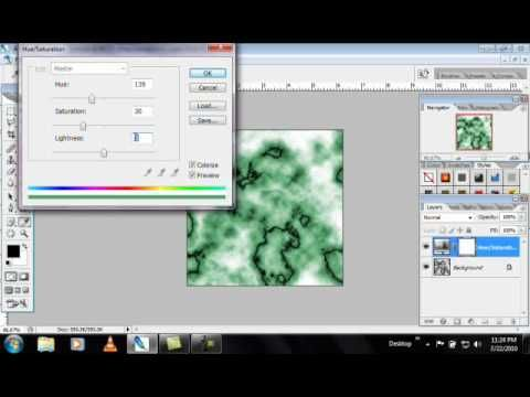 How to Make a marble texture in Photoshop « Photoshop :: WonderHowTo
