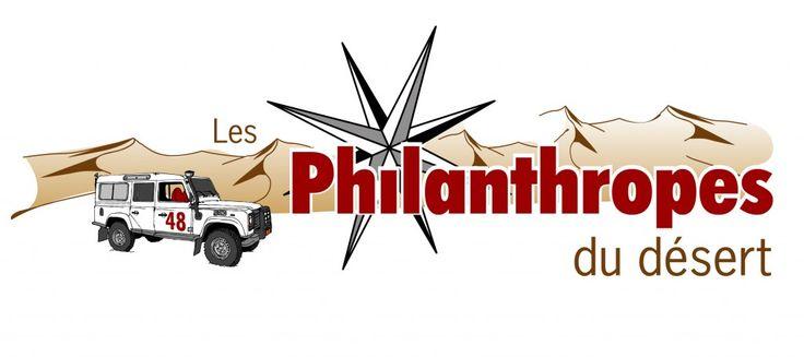 Les Philanthropes du Désert   Un site utilisant trophee-roses-des-sables.org