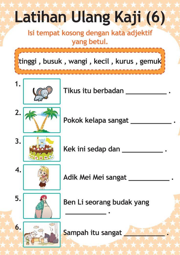 latihan bahasa malaysia tahun 1 - Google Search