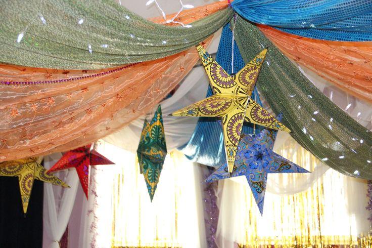 Taj Mapolitian India/Bollywood theme party.