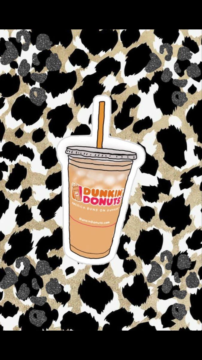 Iphone Wallpaper Dunkin Dunkin Donuts Iphone Wallpaper