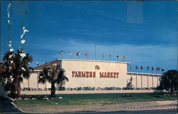 If you've lived in WPB any period of time..You've been here. Farmer's Market West Palm Beach, FL