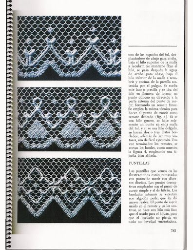 Libro de tul - Lourditas Vindel - Álbumes web de Picasa