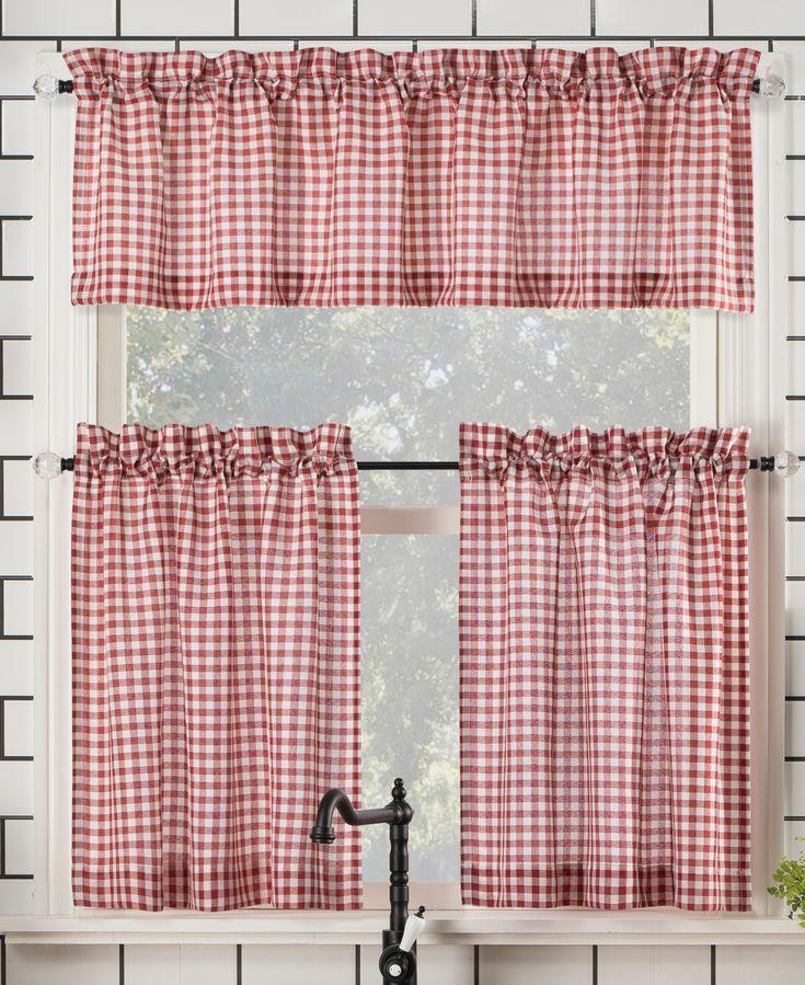 No 918 parkham 54 in 2020 kitchen curtains valance