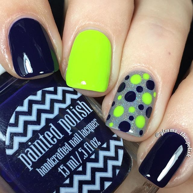Instagram media gimme_the_polish  #nail #nails #nailart