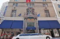 Marines Memorial Hotel- SF