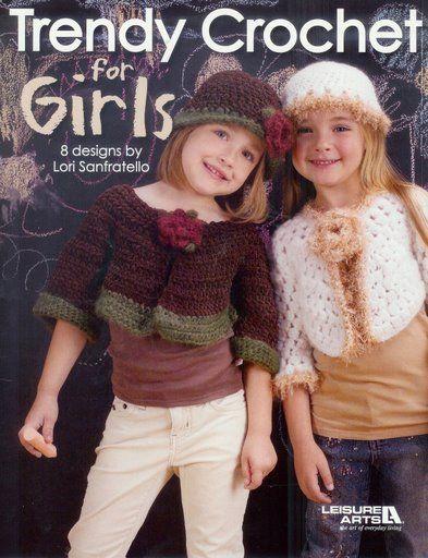 trendy crochet girls - *-eva-*2 - Álbuns da web do Picasa..written patterns!