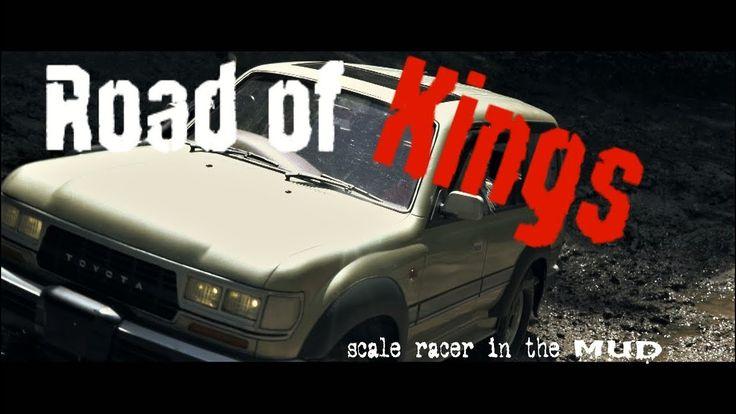 Road of Kings 4x4 Rc Scale raider Tlc80