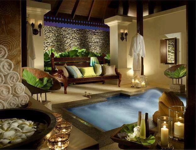 Best Spa At Home Images On Pinterest Spa Spas And At Home Spa