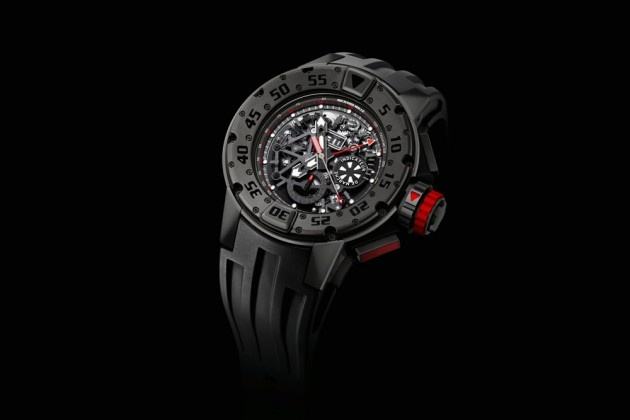 """DARK DIVER"" – RICHARD MILLE RM 032 CHRONOGRAPH DIVE WATCH: Rm 032, Rm032 Dark, Watches Yer, Mills Rm032, Richard Mille, Dark Diver, Richard Mills Watches, Diver Chronograph, Diving Watches"