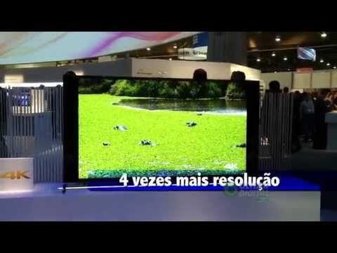 Lojas Guaibim Samsung TV Ultra  HD Tela Curva