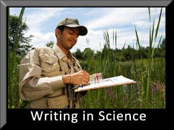 Writing in Science. Incredible, exhaustive site covering all scientific writing for high school students. Excellent resource.