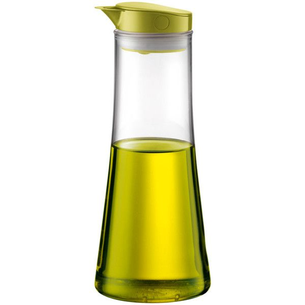 Bodum Bistro Oil And Vinegar Dispenser   Green Featuring Polyvore, Home,  Kitchen U0026 Dining