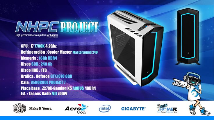 PC Gaming NHPC PROJECT