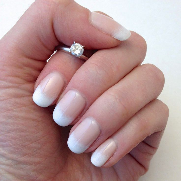 Best 25 French Manucure Gel Ideas On Pinterest Manucure Fran Aise En Gel Gel French And Nail