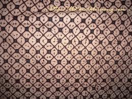 batik kawung-Java batik