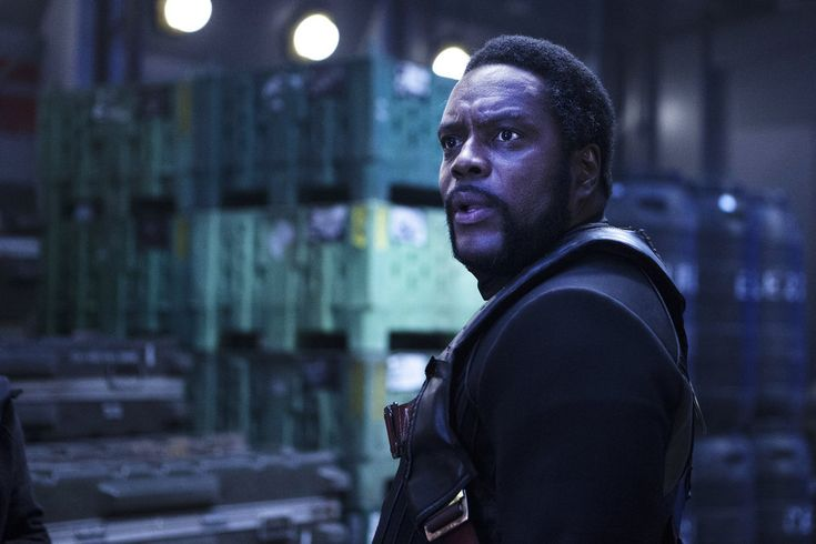 Chad L. Coleman as Col. Frederick Lucius Johnson in The Expanse (2015)