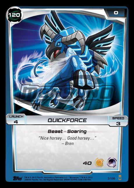 Quickforce-Monsuno