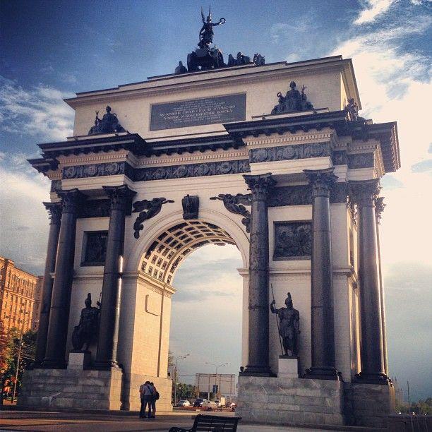 Площадь Победы , город Москва, Москва