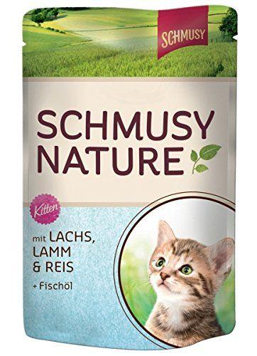 Aus der Kategorie Nassfutter  gibt es, zum Preis von EUR 22,25  Das naturgesunde vollwertige Katzenfutter für alle heranwachsenden Katzen