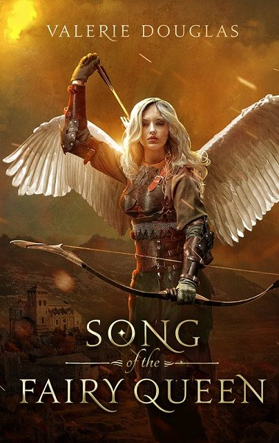 New Cover for Song of the Fairy Queen