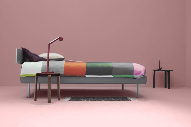 Das Auping Match gibt es in 12 Farben und in Holz- oder Aluminiumausführung. #bett #schlafzimmer #bedroom #bed #interior #homedecor #einrichtung