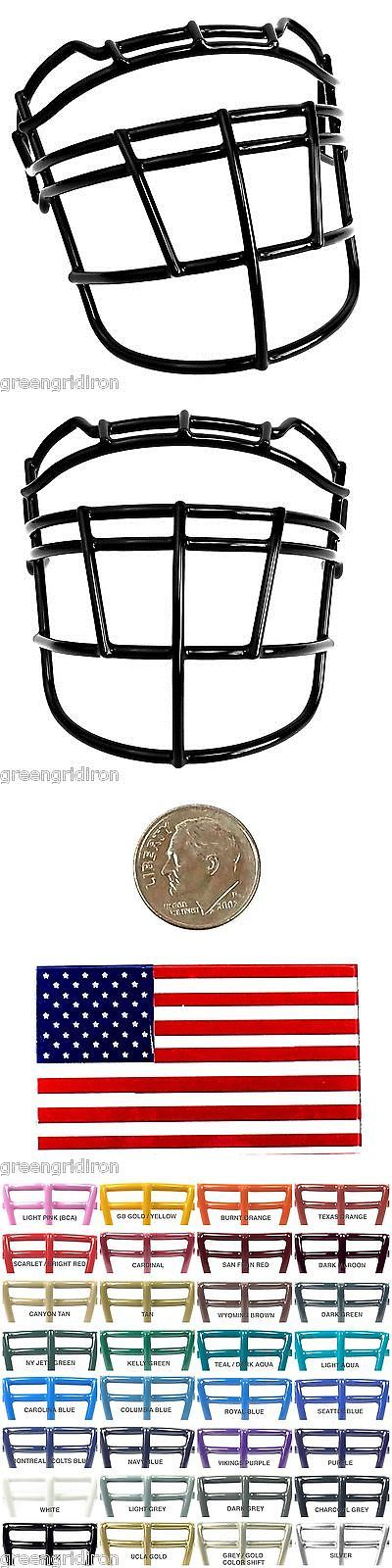 Helmets and Hats 21222: Schutt Vengeance V-Rjop-Dw-Trad Football Facemask - 30+ Colors Available BUY IT NOW ONLY: $40.0