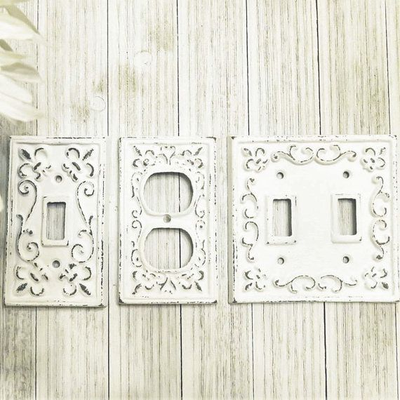 29 Colors Light Switch Plate Light Switch by SouthTexasHomeDecor