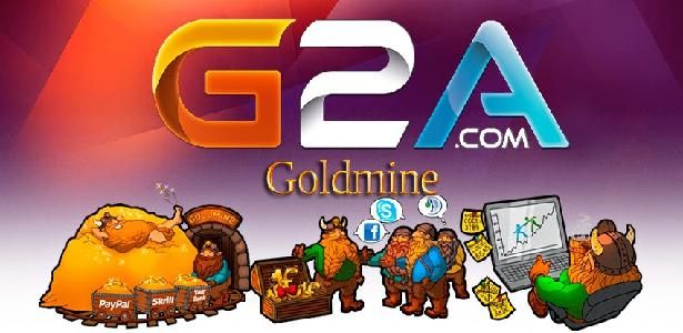 g2a how to get money from sold games