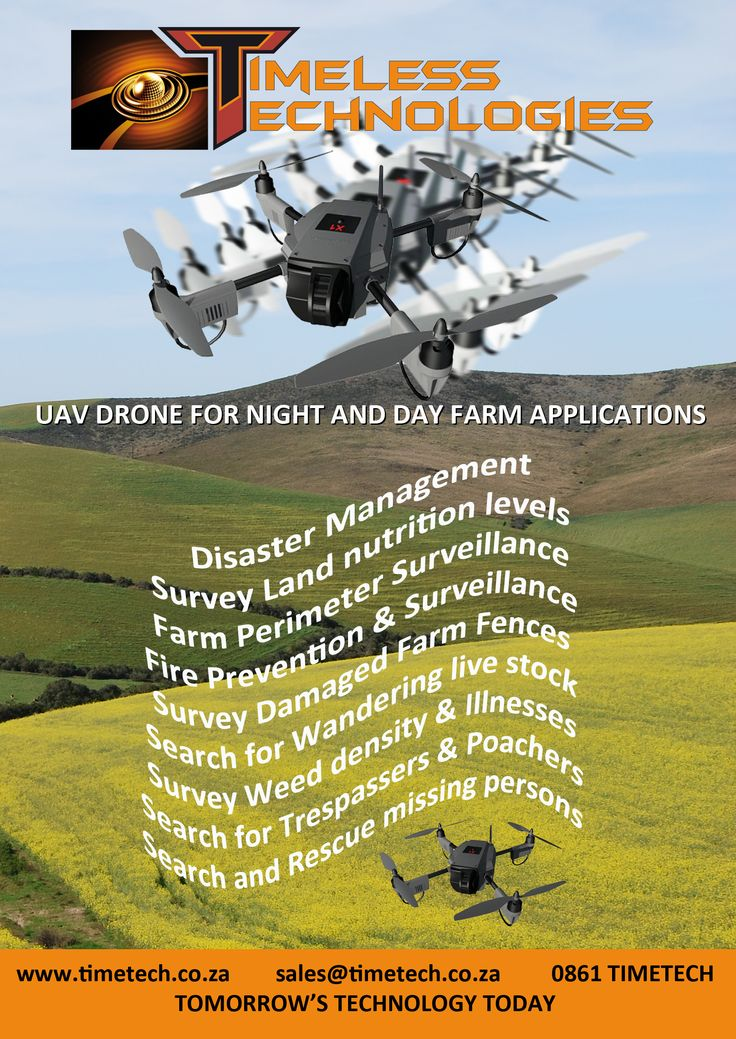 UAV Drone for the Farming sector