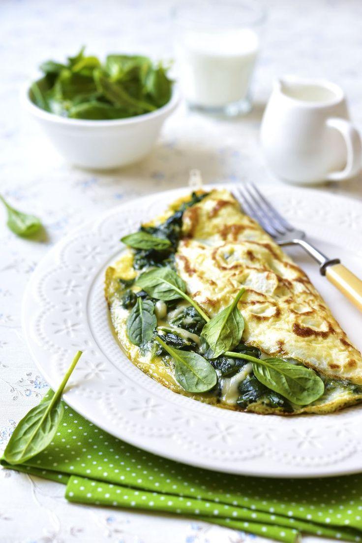 Eiweißreiche Rezepte zum Nachkochen: Omelette