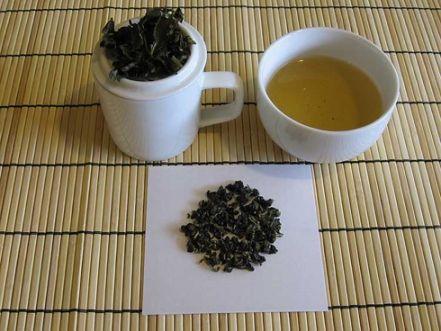 Chá oolong - Cheio de benefícios e emagrece
