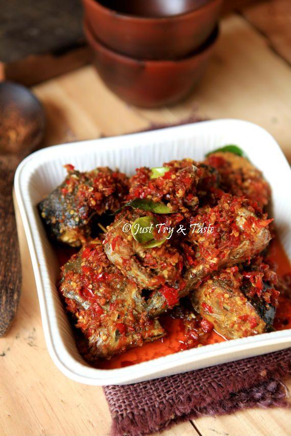 Just Try & Taste: Resep Ikan Tongkol Rica-Rica