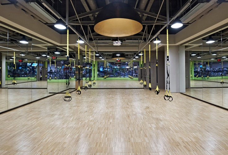 Small High Impact Decor Ideas: My GYM Place, D-GYM, Istanbul