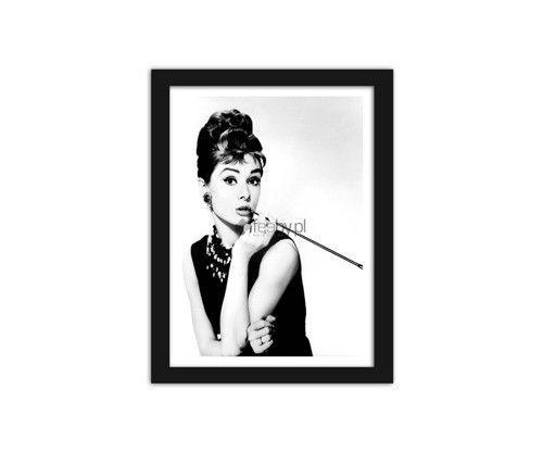 Audrey 4, obrazy w ramie