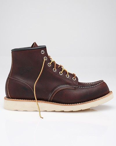 Red Wing work boots for men!